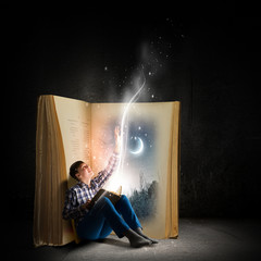 Reading and imagination
