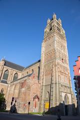 Bruges -  St. Salvator's Cathedral (Salvatorskerk)