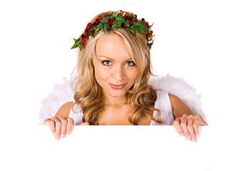 Cupid: Sexy Cupid Looking At Camera