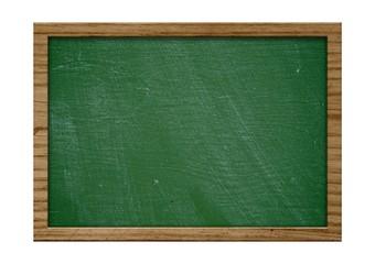 Leere alte Tafel mit Holzrahmen und Textfreiraum