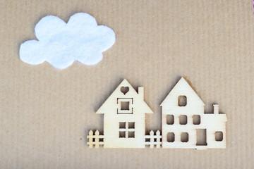Paper craft card
