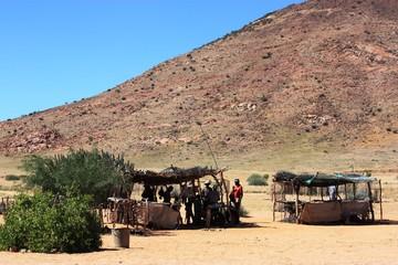 Damaraland im Norden Namibias