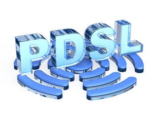 PDSL — power-line digital subscriber line