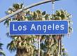 Los Angeles Street Sign