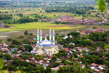 Mosque in Lombok, Indonesia