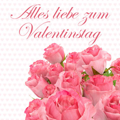happy valentines day greeting card 2