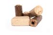 Holzbriketts, alternative Brennstoffe für zu Hause - 76491368