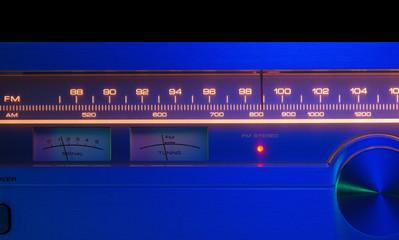 Radio tuner AM/FM vintage