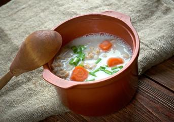 Graubunden Barley Soup
