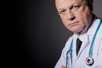 Doctor Wearing White Lab Coat