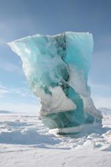 Gletscher Spitzbergen