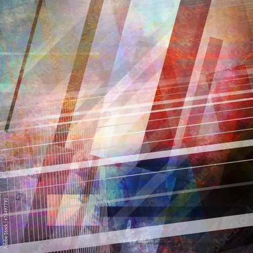Leinwandbild Motiv malerei graphik texturen