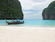 canvas print picture - Maya Bay Thailand