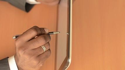 using tablet design