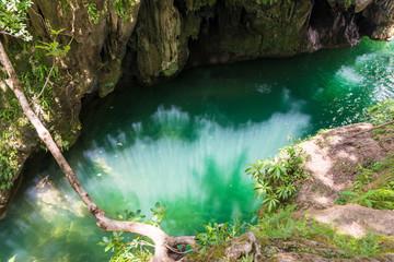Clear Water River in Cuba