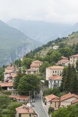 Триора - деревня ведьм. Лигурия, в провинции Империя, Италия.