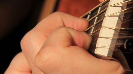 Acoustic Guitar Fingering 1