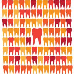 Geometric teeth grid leadership