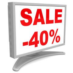 Распродажа. Скидка 40% (Sale -40%)