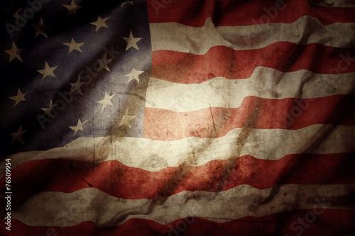 American flag - 76509954