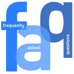 FAQ Schrift collage  #150122-05