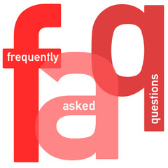 FAQ Schrift collage  #150122-06