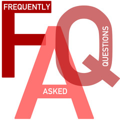 FAQ Schrift collage #150122-08