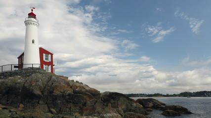Fisgard Lighthouse Historical Site, Victoria