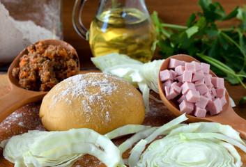 Piedmont Braised Beef Agnolotti Ingredients