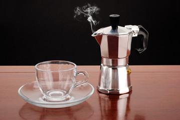PROFUMO E SAPORE DI CAFFE'