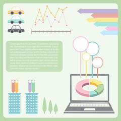 An infographics showing the technology