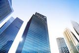 Contemporary Architecture Office Building Cityscape Concept - 76535356