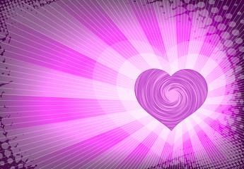 valentine's day background - vector