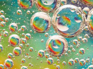 Bubble macro