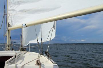 Yacht sail