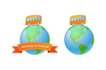 Getting to Ireland