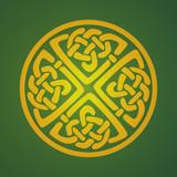 Celtic ornament symbol - 76541735