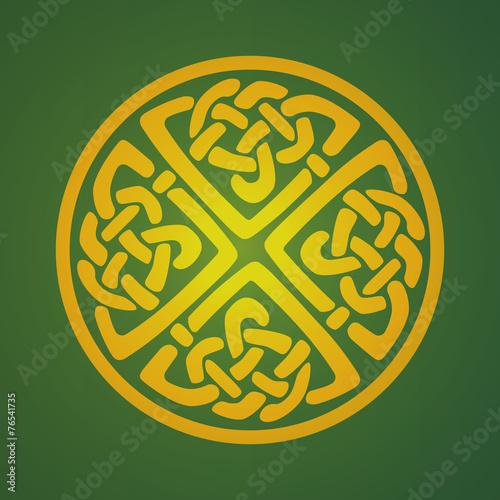 Symbolem ornamentu celtyckiego