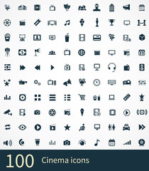 100 cinema icons