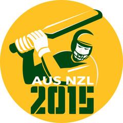 Cricket 2015 Australia New Zealand