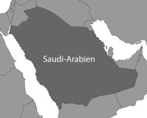 Saudi-Arabien und Nachbarländer