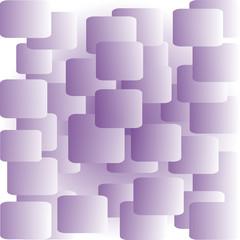 Soft purple Square background template