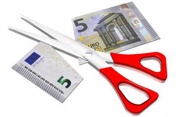 5 Euro Forbici