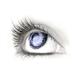 Great big eye.