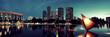Los Angeles at night - 76550387
