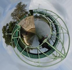 Bridge planet