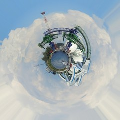 Harbour planet