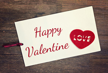valentine´s day  - greeting card