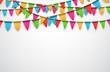 Obrazy na płótnie, fototapety, zdjęcia, fotoobrazy drukowane : Party celebration background.
