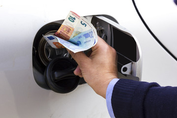 El precio del petróleo para el transporte diario